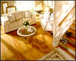 Hardwood Floors add warmth to any room